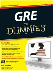 Cover of: Gre For Dummies