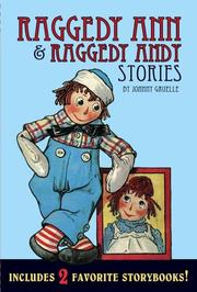 Cover of: Raggedy Ann & Raggedy Andy Stories