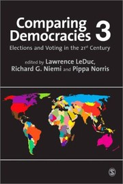 Cover of: Comparing Democracies