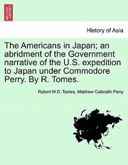 Cover of: Americans In Japan