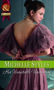 Cover of: His Unsuitable Viscountess