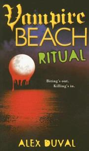 Cover of: Ritual (Vampire Beach)