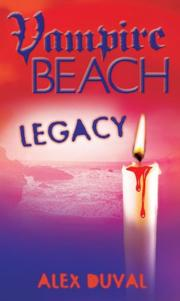 Cover of: Legacy (Vampire Beach)