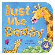 Cover of: Just Like Daddy (Touch-And-Match Fun Books) | n/a