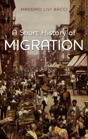 Cover of: Short History Of Migration
