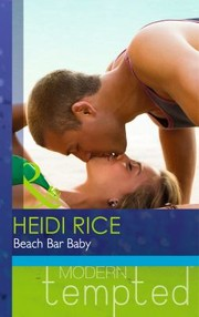 Cover of: Beach Bar Baby