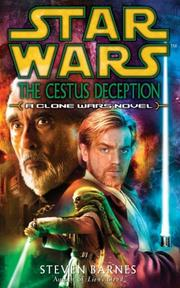 Cover of: The Cestus Deception