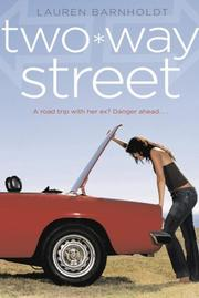 Cover of: Two-way Street