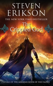 Cover of: The Crippled God Book Ten Of The Malazan Book Of The Fallen