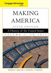 Cover of: Book Making America To 1877