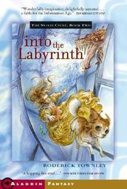 Cover of: Into the Labyrinth (Sylvie Cycle) | Roderick Townley