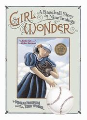Cover of: Girl Wonder: A Baseball Story in Nine Innings