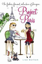 Cover of: Project Paris (The Fashion-Forward Adventures of Imogene)