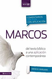 Cover of: Marcosmark Del Texto Biblico A Una Aplicacion Contemporaneabiblical Text To Contempory Application