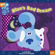 Cover of: Blue's Bad Dream