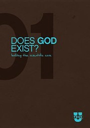 Cover of: Does God Exist Discussion Guide Repkg Building The Scientific Case