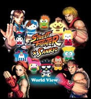 Cover of: Street Fighter X Sanrio World View