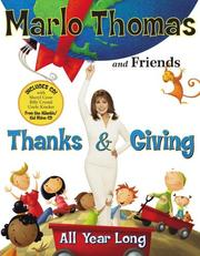 Cover of: Thanks & Giving Book and CD |