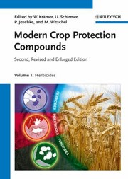 Cover of: Modern Crop Protection Compounds