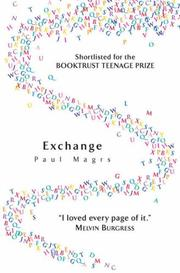 Cover of: Exchange