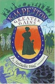Cover of: Greater Gains (Definitions)