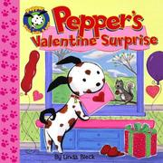 Cover of: Pepper's Valentine Surprise (Pepper Plays, Pulls, & Pops)