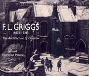 Cover of: Fl Griggs 18761938 The Architecture Of Dreams