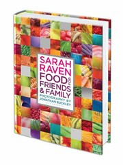 Cover of: Sarah Ravens Food For Family Friends