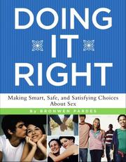 Cover of: Doing It Right