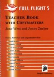 Cover of: Teacher Book With Copymasters