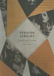Cover of: Fashion Jewelry Catwalk And Couture