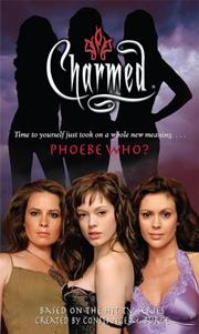 Cover of: Phoebe Who? (Charmed) | Emma Harrison