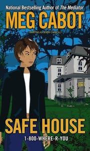 Cover of: Safe House (1-800-Where-R-You #3)