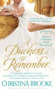 Cover of: A Duchess To Remember