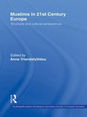 Cover of: Muslims In 21st Century Europe Structural And Cultural Perspectives