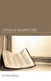 Cover of: A Psalmshaped Life