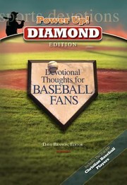 Cover of: Power Up Diamond Edition Devotional Thoughts For Baseball Fans