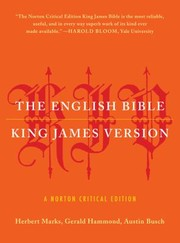 Cover of: The English Bible King James Version The Old Testament The New Testament And The Apocrypha