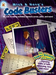 Cover of: Mick and Novas Code Busters Ages 8 12