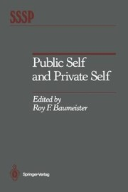 Cover of: Public Self And Private Self