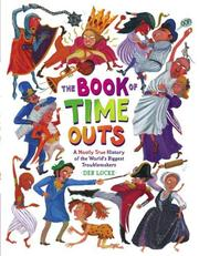 Cover of: The Book of Time Outs