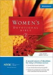 Cover of: Womens Devotional Bible 2