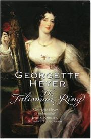 Cover of: The Talisman Ring | Georgette Heyer