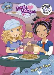 Cover of: Heart-to-Heart (Holly Hobbie & Friends; Simon Scribbles)