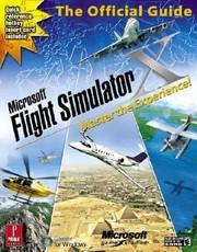 Cover Of Microsoft Flight Simulator Prima Official Game Guide