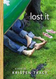Cover of: Lost It