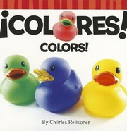 Cover of: Colores Colors