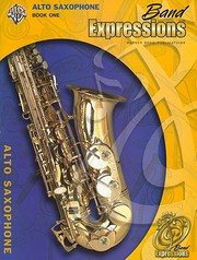 Cover of: Alto Saxophone With CD Audio