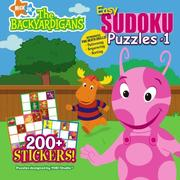 The Backyardigans Easy Sudoku Puzzles #1 (The Backyardigans)