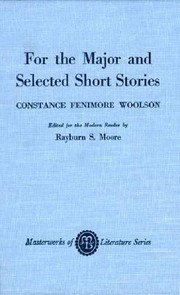Cover of: For the Major and Selected Stories